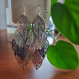 2 for $20 // Accessorize Statement Earrings